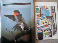 1992 USA USPS COMMEMORATIVE COLLECTION STAMP BOOK. STAMPS INCLUDED STILL SEALED