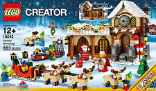 LEGO 10245 Santa's Workshop New Sealed Holiday Christmas Set