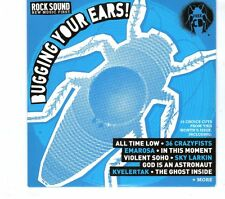 (GR680) Rock Sound: Bugging Your Ears 138 - 2010 CD