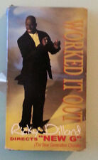 ricky dillard directs the new g generation chorale WORKED IT OUT  VHS VIDEOTAPE