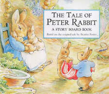 The Tale of Peter Rabbit Story Board Book (Potter),GOO