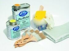 Adtech Epoxy Fiberglass Repair Kit FRK 528 Quart (Deluxe, Large Size, Boat, Car)
