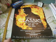 a941981  2016 Classic Tour Promo Poster Jacky Cheung 張學友 EX/EX- copy