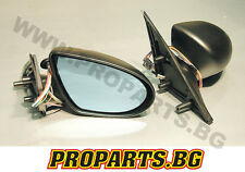 BMW E60 M5 LOOK MIRROR SET WITH ELECTRIC FORLDING MEMORY HEATING 530 535 545 550