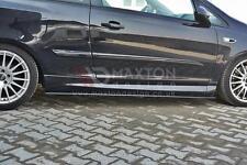 Lato gonne Splitter (RUVIDO) Vauxhall/Opel Corsa D VXR (2004-2014)