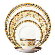 Wedgwood India 60Pc China Set, Service for 12