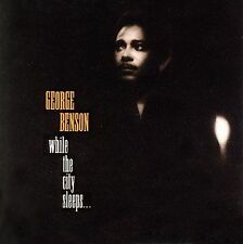 While the City Sleeps by George Benson (Guitar) (CD, Mar-2006, Collectables)