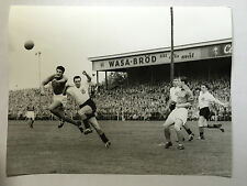 photo press football  France-Ecosse Coupe Monde 1958       36