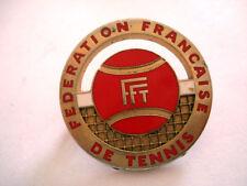 INSIGNE SPORT FEDERATION FRANCAISE DE TENNIS FFT par BALLARD