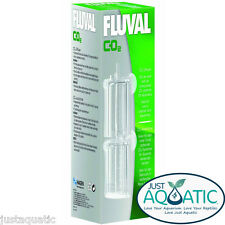 FREE SHIP FLUVAL MINI PRESSURIZED 20G CO2 DIFFUSER Replacement Tank Aeration NEW