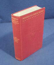 The Mississippi Bubble by Emerson Hough Romances American History Antique Illust