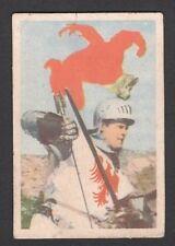 Ivanhoe Roger Moore 1958 TV Series Scarce Card Look! from Germany N