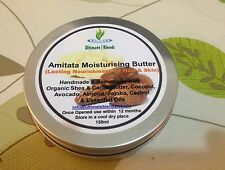 Natural Body and Hair  Butter- Treats Dry Skin and Hair-Nourishing - 150ml