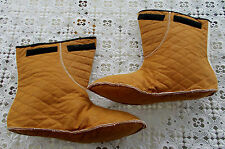 NEW~BATES QUILTED GORE-TEX BOOT LINER, SIZE14.0-14.5 NARROW/REGULAR WIDTH~NEW