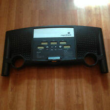 ROGER BLACK SILVER TREADMILL AG-10301 DISPLAY PANEL CONSOLE ALL WORKING !**PAS**