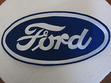 """Hot Rod """"Ford"""" Oval Patch (Large)"""