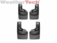 WeatherTech Custom MudFlaps for Ford F-250/F-350 Super Duty - 2017 - Full Set
