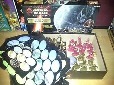 Star Wars Episode I Battle for Naboo 3D board game 20 minis 2 or 4 players 5+