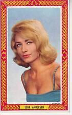 CARTE années 60 *** ELGA ANDERSEN