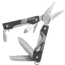 Gerber Splice Mini Scissors Stainless Steel Multi-Tool Bottle Opener 31-000013