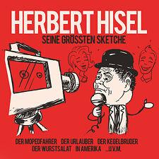 CD Herbert Hisel Der Mopedfahrer Seine Größten Sketche 2CDs