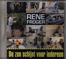 Rene Froger-De Zon Schijnt Voor Iedereen Promo cd single