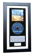 SUGAR Copper Blue CLASSIC CD Album GALLERY QUALITY FRAMED+FAST GLOBAL SHIP+MOULD