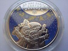 Ukraine 5 UAH  St. Nicholas's Day , nickel coin 2016 Year