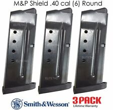 3 PACK ProMag Smith &Wesson S&W M&P40 Shield .40 cal 6 Round Magazine SMI29 NEW