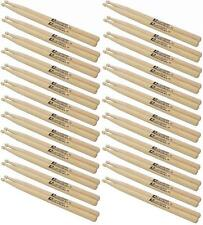 24 pares dds-5b dimavery junior Drumsticks, arce Maple schlagzeugstöcke Sticks