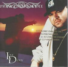 Love Daddy * by Prince Markie Dee (CD, Jul-1995, Motown (Record Label)) Promo CD
