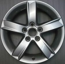Audi A4 8K B7 B8 Alufelge 7x16 ET46 5 Speichen Rad 8K0071496 A jante rim wheel