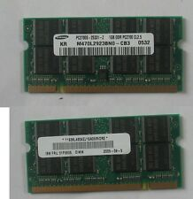 LAPTOP MEMORY IBM Thinkpad 1GB 31P9835 Samsung PC2700S 333MHZ SODIMM RAM