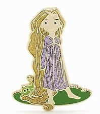 DISNEY Animators' Collection Limited Edition Individual Pin: Rapunzel And Pascal