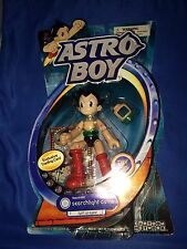 2004 BanDai~Searchlight Astro Boy Action Figure w/ light up eyes~NEW~