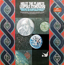 S-60175 Holst The Planets Leopold Stokowski EXCELLENT Seraphim Stereo LP