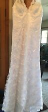 Size 14 Gorgeous  Lace Wedding Gown