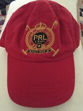 Polo Ralph Lauren POLO WINTER CHALLENGE CUP Snow Championship Red Leather Strap