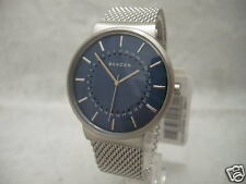 Authentic Skagen Ancher SKW6234 Steel Mesh Bracelet Men's Watch