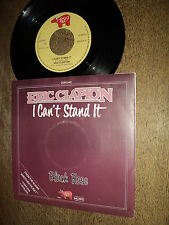 "ERIC CLAPTON 45 TOURS 7"" BELGIUM I CAN'T STAND IT"