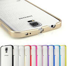 Ultra Thin Metal Alloy Bumper Frame Case For Samsung Galaxy S4 S5 Note 3 Note 4