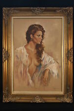 Leo Jansen Original Oil Painting
