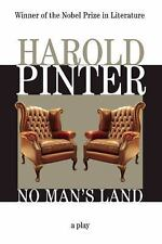 No Man's Land by Harold Pinter (2014, Paperback)