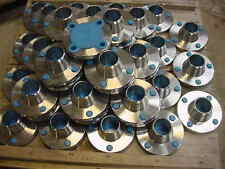 "2"" 150 Stainless Steel Weld Neck Flange 316/316L SCH 40"