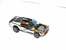 1970 Hot Wheels Redline CLUB KIT Boss Hoss CHROME MUSTANG VERY PRETTY SHOWS!