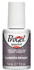SuperNail ProGel LED/UV Curable Gel Camera Ready - .5oz - 80104