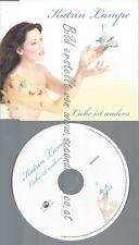 CD--KATRIN LAMPE -- --- LIEBE IST ANDERS