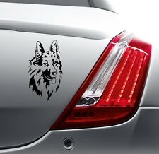 GERMAN SHEPHERD STICKER Car Bumper Van Window Laptop JDM VINYL DECALS STICKERS