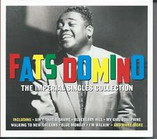 Fats Domino - The Imperial Singles Collection (3CD 2015) NEW/SEALED