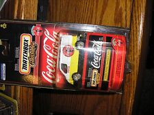 NICE NEW ERROR Matchbox Coca Cola Collection 1955 Ford Transit Delivery Van